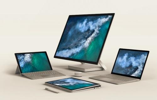 Surface Familie Neu